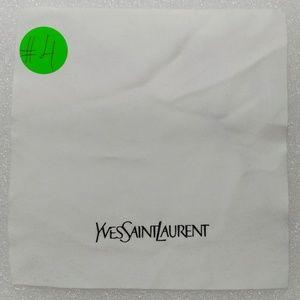 Yves Saint Laurent Microfiber Wipe #4